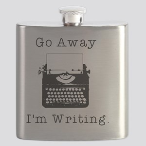 Go Away - I'm Writing Flask