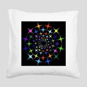 starflowersun Square Canvas Pillow