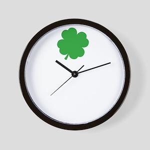 whosPaddy2B Wall Clock