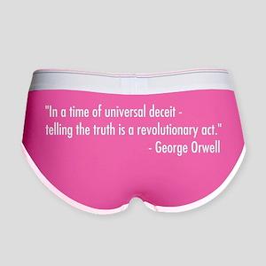 George Orwell Women's Boy Brief