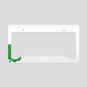 whosPaddy1B License Plate Holder