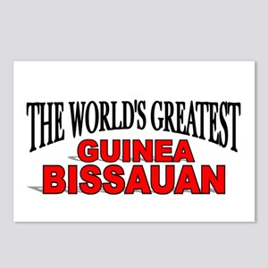 """""""The World's Greatest Guinea Bissauan"""" Postcards ("""