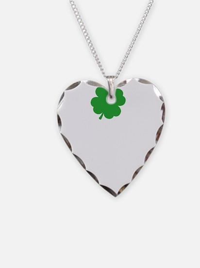 drinkAllDayMorn1B Necklace Heart Charm