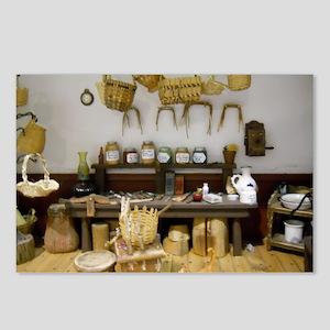Basket Weaving Room Postcards (Package of 8)