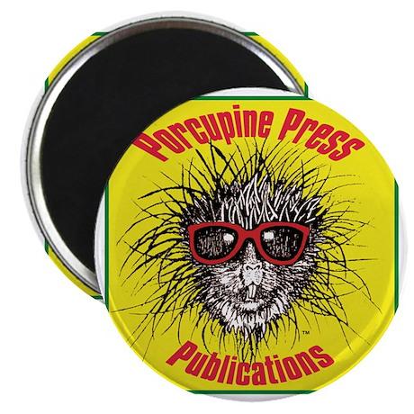 Porcupine Press Publications Magnet