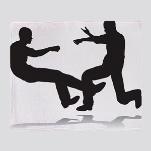 Fighters Throw Blanket
