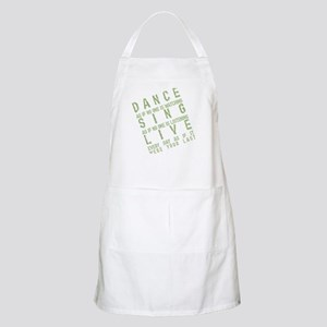Dance Like no one is Watching BBQ Apron