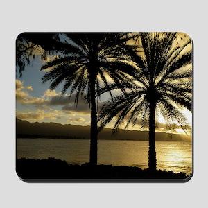 Sunset Haleiwa, Oahu Mousepad