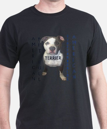 American pit bull and American Staffo T-Shirt