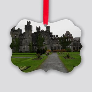 Ashford Castle, Galway, Ireland Picture Ornament
