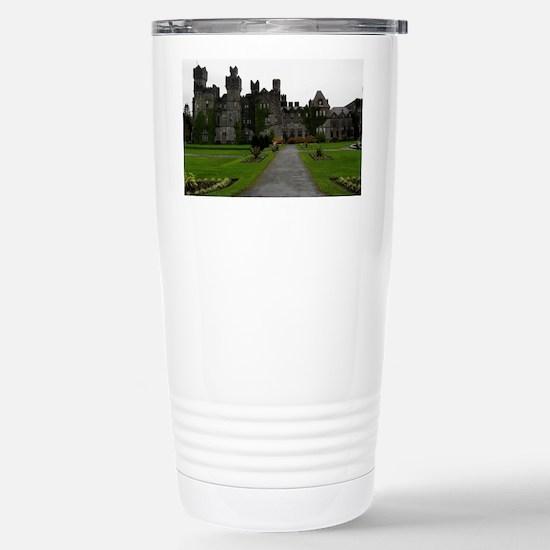 Ashford Castle, Galway, Stainless Steel Travel Mug