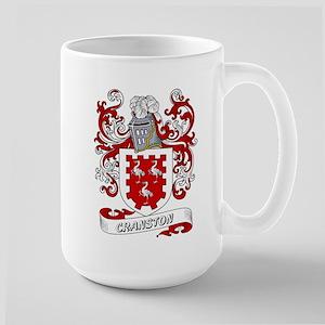 Cranston Coat of Arms Mugs