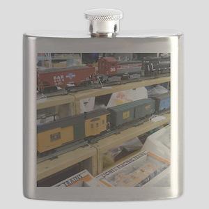 Adding Trains Flask