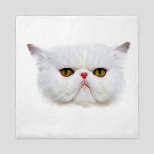 Gumpy Cat Queen Duvet