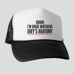 Grey's Anatomy Binge Watching Trucker Hat