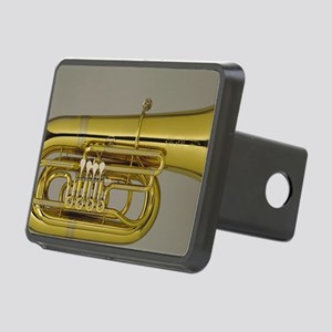 tuba-5 Rectangular Hitch Cover