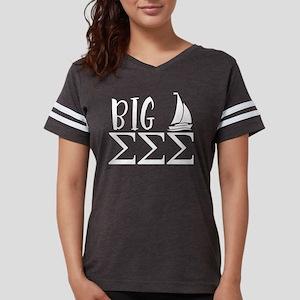 Sigma Sigma Sigma Big Womens Football Shirt