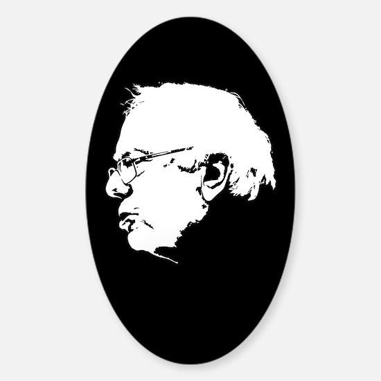 Bernie Stark Sticker (Oval)