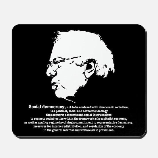 Bernie Stark Mousepad