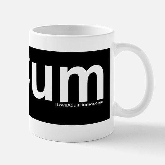 Cum Mug