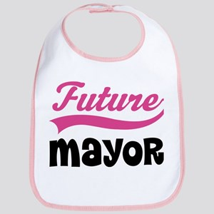 Future Mayor Bib