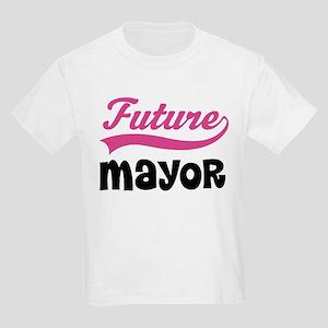 Future Mayor Kids Light T-Shirt