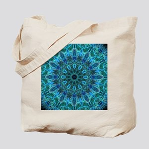 Underwater Beauty - mandala Tote Bag