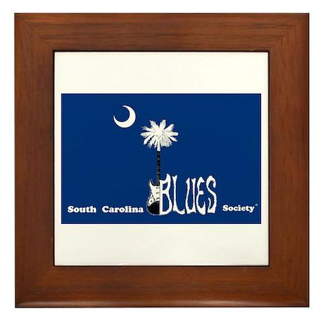 SCBS Framed Collectors Tile