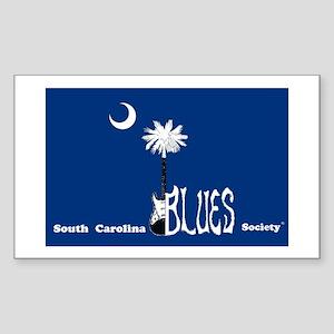 SCBS Rectangle Sticker