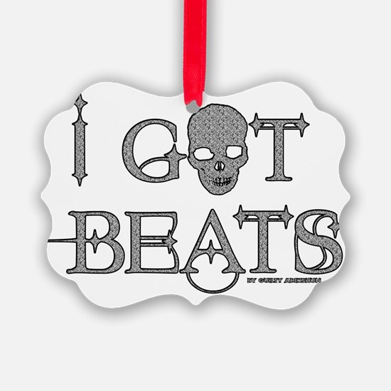 Producer/Beatmaker clothing Ornament