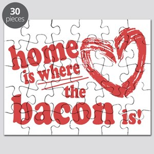 Home is where the Bacon is Puzzle