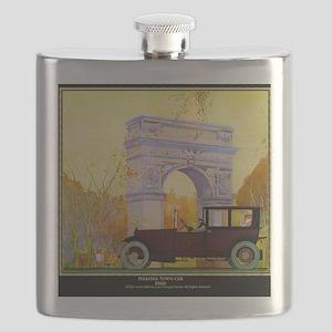 6 JUNE PHIANNA TOWN CAR Flask