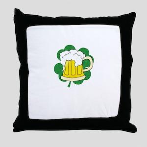 notIrishDrink4B Throw Pillow