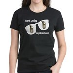 Start Seeing Euphoniums Women's Dark T-Shirt
