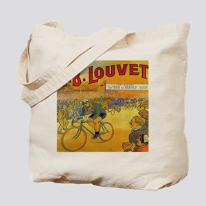 Vintage Tour de France Poster Tote Bag