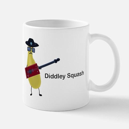 Diddley Squash Coffee Mug