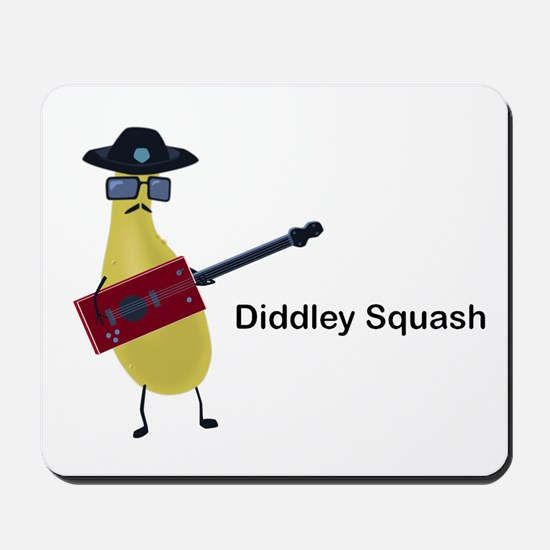 Diddley Squash Mousepad