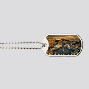 St Peters Square Dog Tags
