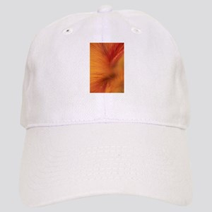 Willow Grass on Orange Cap