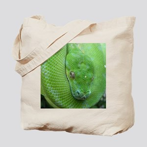 iPhone 5 case-Tree python Tote Bag