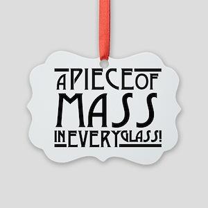 Piece_Mass_Black Picture Ornament