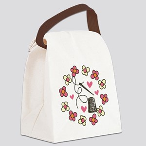 Thimble Canvas Lunch Bag
