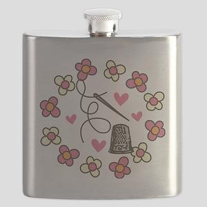 Thimble Flask