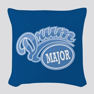 Drum Major Woven Throw Pillow