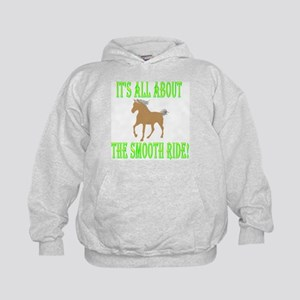 MH About the SMOOTH Ride! Kids Hoodie