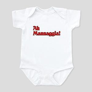 Ah Mannaggia! Infant Bodysuit
