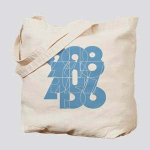 hg-zip_back_cnumber Tote Bag