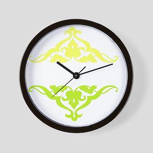 Faith-Hope-Love Wall Clock
