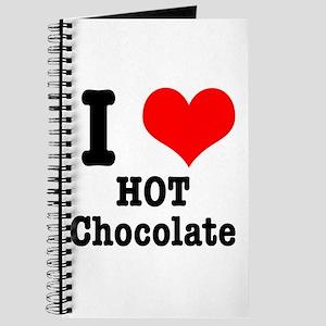 I Heart (Love) Hot Chocolate Journal