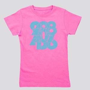 wt-ss_cnumber Girl's Tee